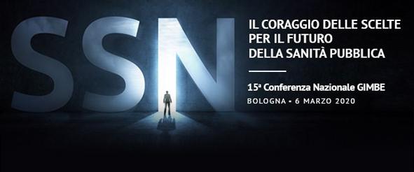 15a Conferenza Nazionale GIMBE