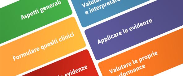 La Fondazione GIMBE ha realizzato la versione italiana del nuovo set internazionale di competenze core per l'Evidence-based Practice