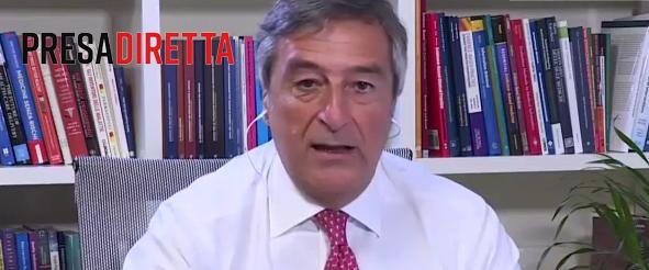 Coronavirus: il presidente Cartabellotta a Presa Diretta
