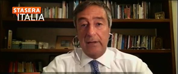 Coronavirus: il presidente Cartabellotta a Stasera Italia